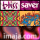 Bliss Saver: psychedelic screen saver animations