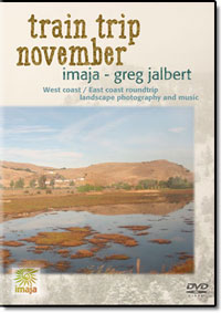 Train Trip November : Imaja - Greg Jalbert